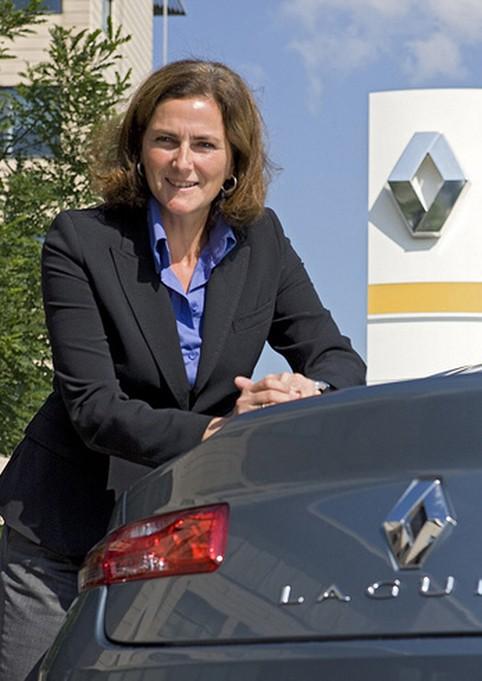 Hoofdkantoor Renault Nederland  / kleden dealers