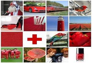 Kleur van de maand juni 2015: durf met rood Tretford Tapijt