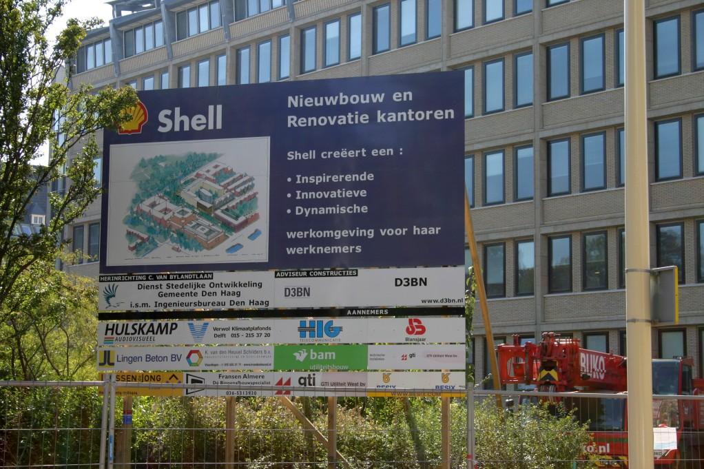 Shell Hoofdkantoor Den Haag