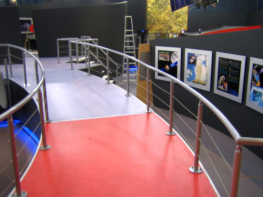 Space Expo Noordwijk | Kampschreur Projectstofferingen