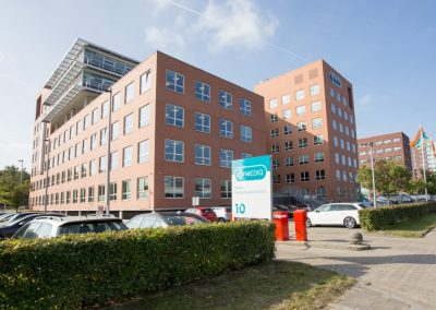 Kantoorgebouw Rijnzathe de Meern