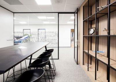 Project Uniglobe. Foto's Annelies Koppert, ontvangen van Can Concepts Interieur Architecten
