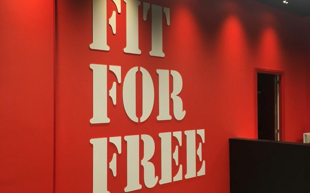 Fit For Free A'dam